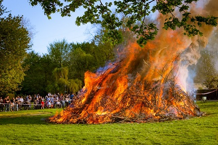 Osterfeuer 2019